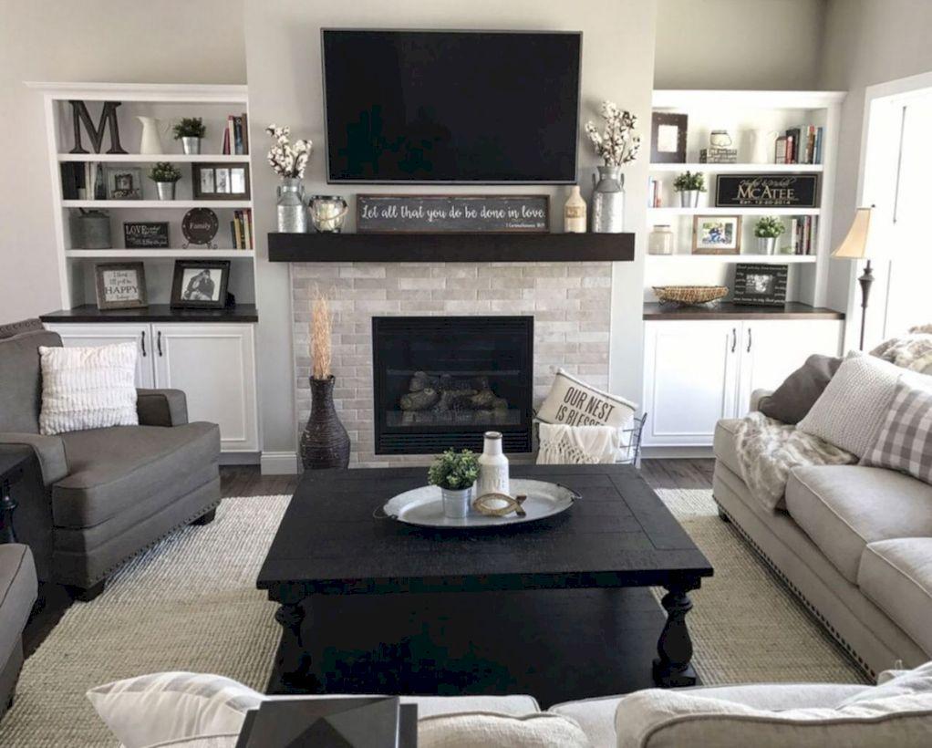 Simple living room designs ideas 48