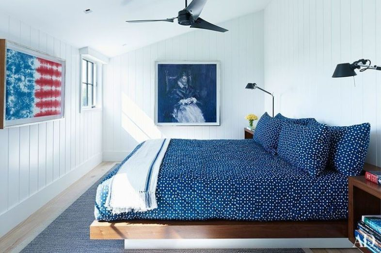 Stunning eclectic collector bedroom ideas 19