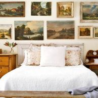 Stunning eclectic collector bedroom ideas 25