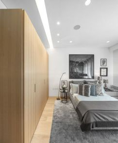 Stunning eclectic collector bedroom ideas 27