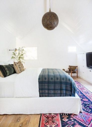 Stunning eclectic collector bedroom ideas 42