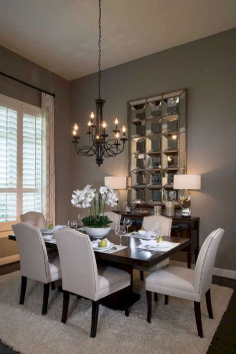 Stylish dining room design ideas 05