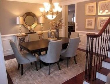 Stylish dining room design ideas 08