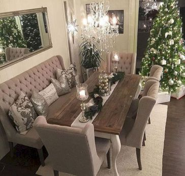 Stylish dining room design ideas 15