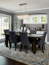 Stylish dining room design ideas 18