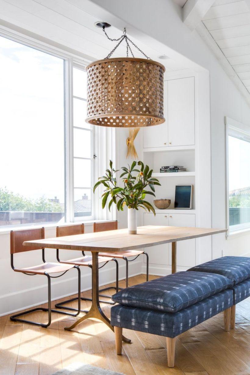 Stylish dining room design ideas 27