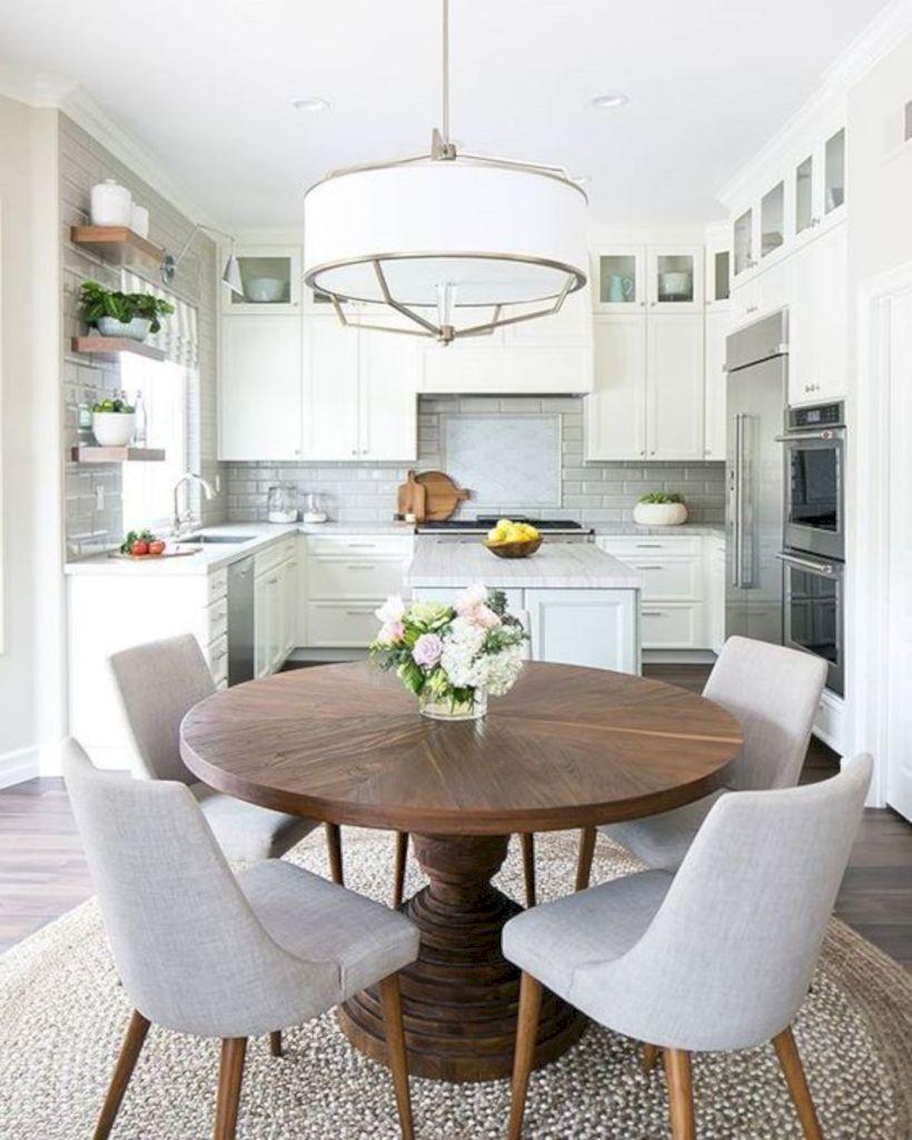 Stylish dining room design ideas 36