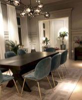 Stylish dining room design ideas 37