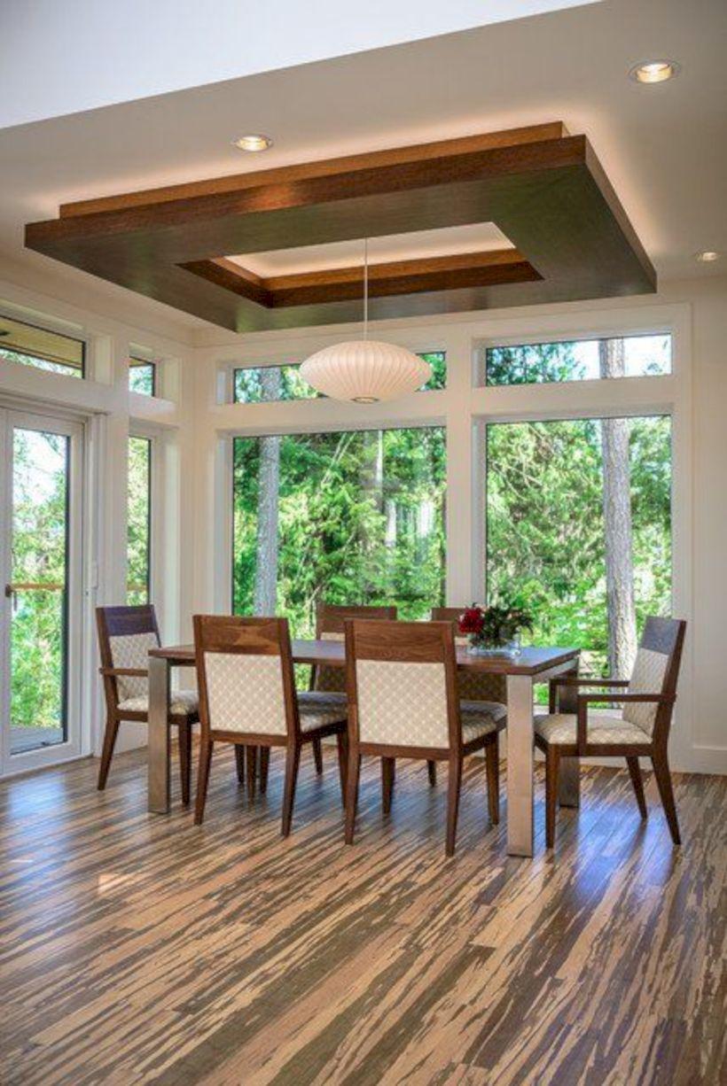 Stylish dining room design ideas 42