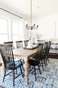 Stylish dining room design ideas 46