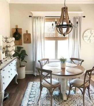 Stylish dining room design ideas 49