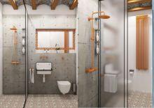 Unordinary bathroom accessories ideas 13