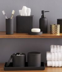 Unordinary bathroom accessories ideas 35