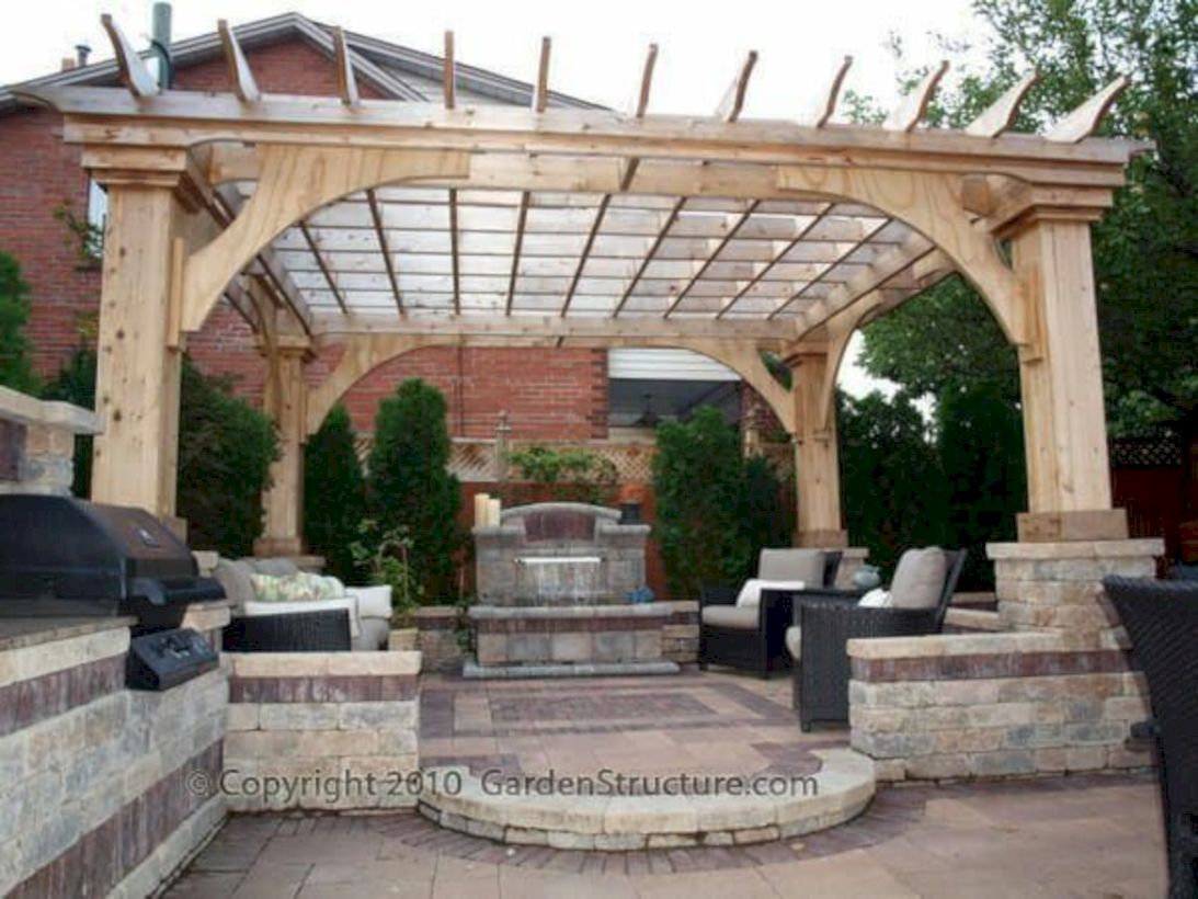 Unordinary patio designs ideas 14