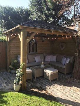 Unordinary patio designs ideas 28