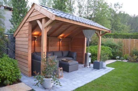 Unordinary patio designs ideas 29
