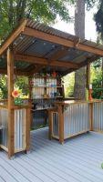 Unordinary patio designs ideas 34
