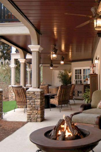 Unordinary patio designs ideas 35