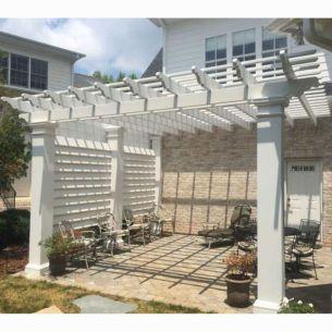 Unordinary patio designs ideas 46