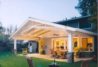 Unordinary patio designs ideas 50