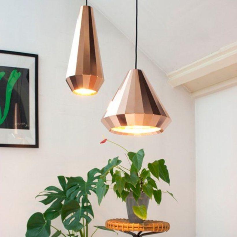 Unusual copper light designs ideas 09