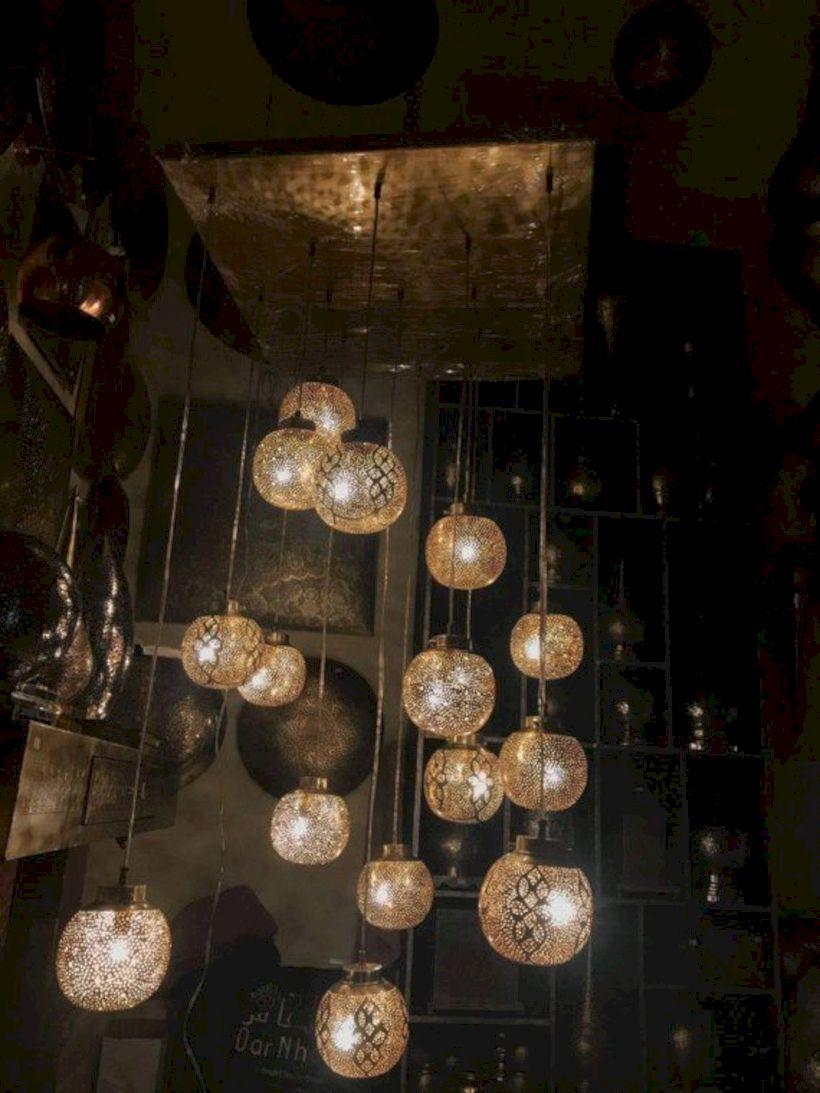 Unusual copper light designs ideas 13