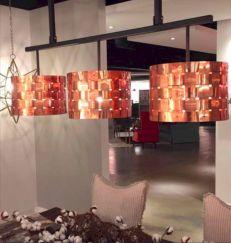 Unusual copper light designs ideas 18