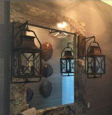 Unusual copper light designs ideas 19