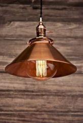 Unusual copper light designs ideas 25