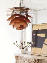 Unusual copper light designs ideas 28