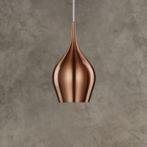 Unusual copper light designs ideas 30