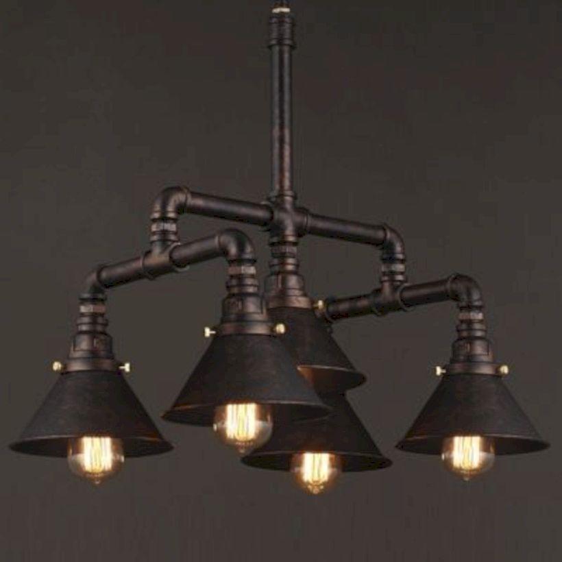 Unusual copper light designs ideas 42