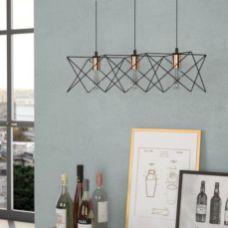 Unusual copper light designs ideas 46
