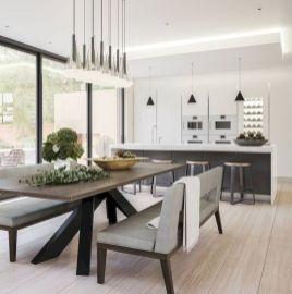 Adorable dining room tables contemporary design ideas 02