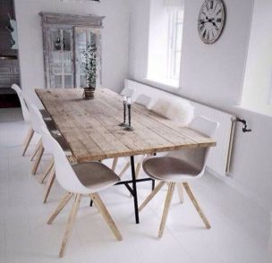 Adorable dining room tables contemporary design ideas 06