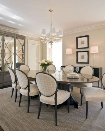 Adorable dining room tables contemporary design ideas 08