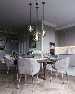 Adorable dining room tables contemporary design ideas 19
