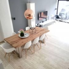 Adorable dining room tables contemporary design ideas 21