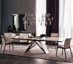 Adorable dining room tables contemporary design ideas 32