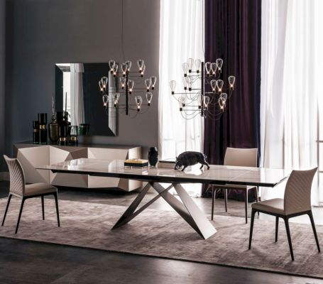 Adorable dining room tables contemporary design ideas 32