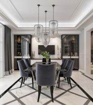 Adorable dining room tables contemporary design ideas 39