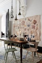 Best scandinavian chairs design ideas for dining room 03