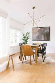 Best scandinavian chairs design ideas for dining room 10