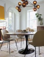 Best scandinavian chairs design ideas for dining room 30
