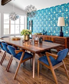 Best scandinavian chairs design ideas for dining room 31