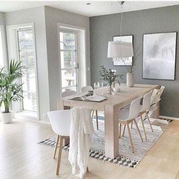 Best scandinavian chairs design ideas for dining room 33