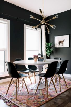 Best scandinavian chairs design ideas for dining room 38