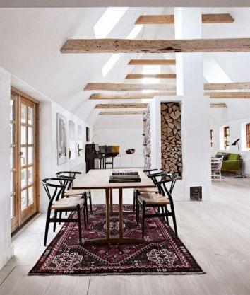 Best scandinavian chairs design ideas for dining room 39