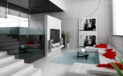 Cool diy beautiful apartments design ideas 15