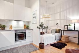 Cool diy beautiful apartments design ideas 38